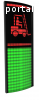 Sygnalizator świetlny A-Ware