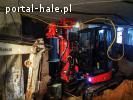Fabrycznie nowa palownica/wiertnica TESCAR CF2