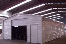 portal hale, konstrukcje stalowe